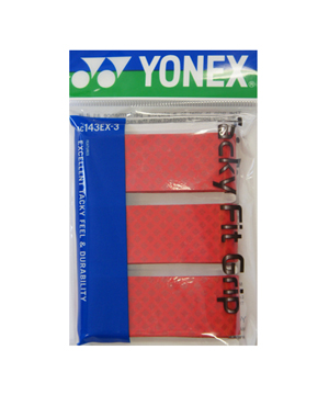 Yonex Tacky Fit Wet Felling Grip AC-143EX-3, Made in Japan