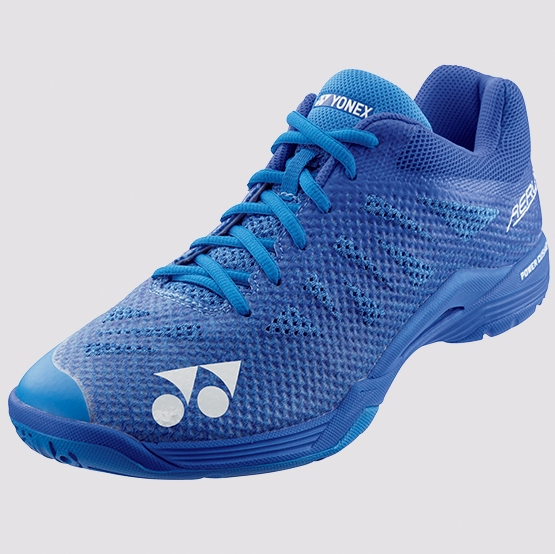 2019 Yonex Badminton Shoes AERUS 3 Mens SHBA3MX, Blue, Power Cushion/Lightest