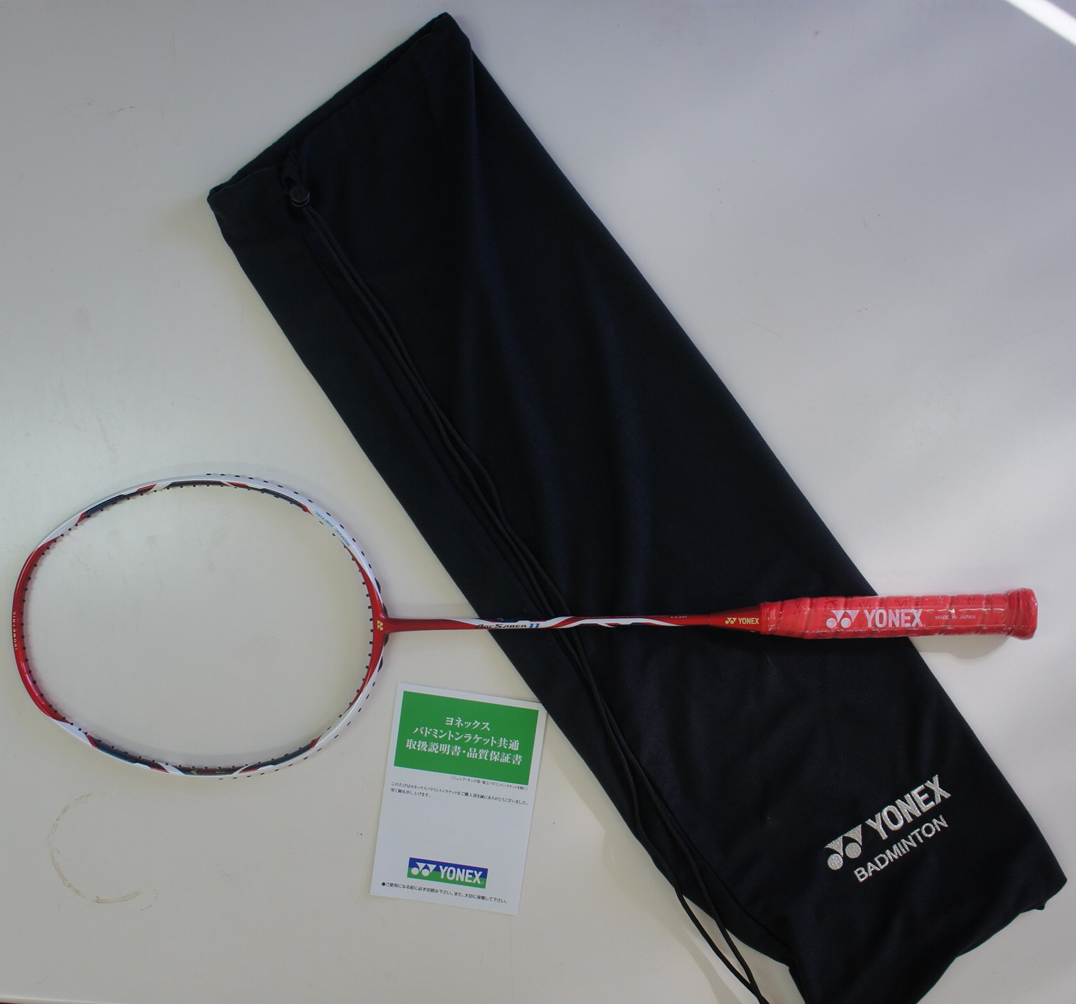 JAPAN Version Yonex Arc Saber 11 Racquet (Unstrung), New Colour