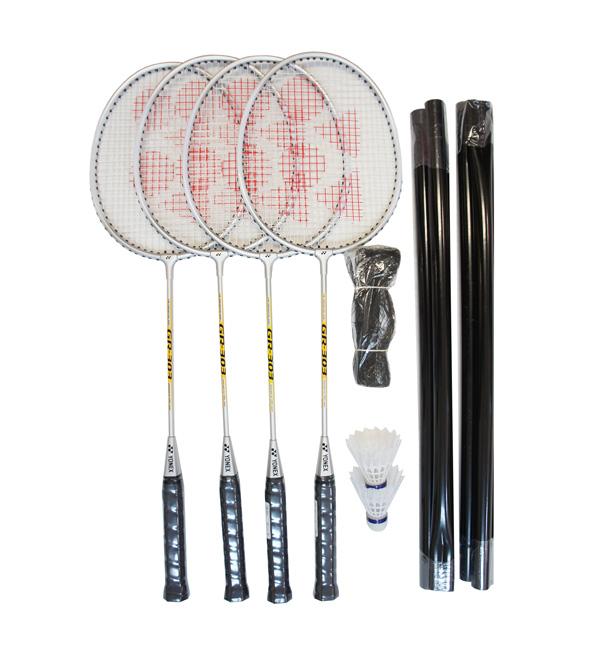 YONEX 4 Player Badminton Set, Calibre Australia (Sell ...
