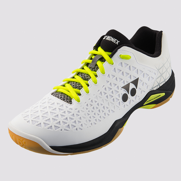 2019 Yonex Badminton/Squash/Fencing Power Cushion Eclipsion X Shoes White/Black