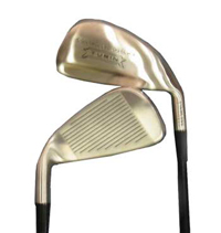 DI Stainless Steel Driving Iron - 15 Deg