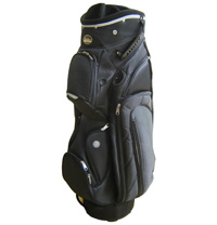 "GB-9DX Deluxe 9"" Bag with 14 Way Full Length Dividers and Putter Well"