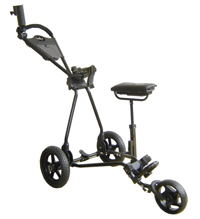 GCX-4 Deluxe Fold Down Buggy with Spring Loaded  Box Seat