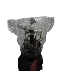 IS-07H Thick PVC Golf Bag Hood