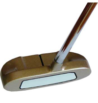 MATRIX Sand Face Putter - Stainless Steel Shaft