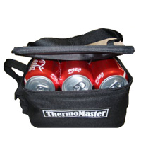 TB-06 Thermo Master Cooler Bag - For 6 Cans