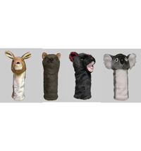 HC-4H Set of 4 Animal Headcovers