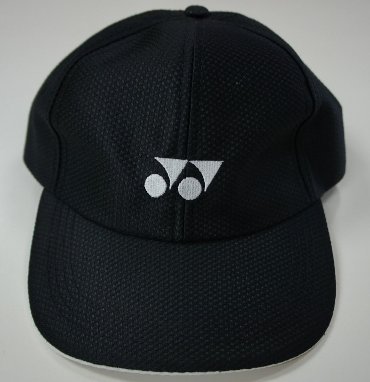 YONEX Tennis/Badminton Cap/Hat W-341, One Size fits All, White or Black