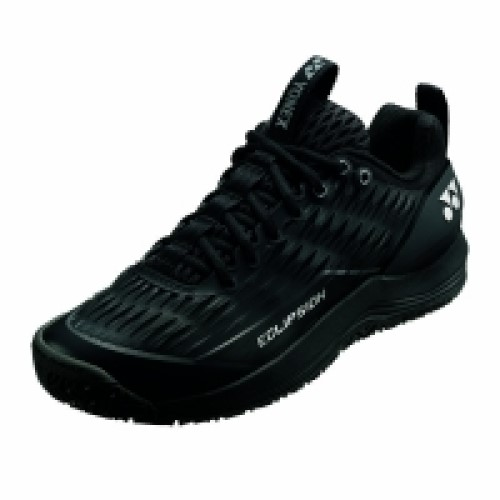 Yonex Tennis Shoes 3-Layer Power Cushion ECLIPSION 3, All Courts Black/Silver