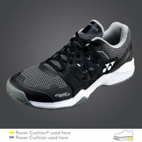 Yonex Tennis Shoes Power Cushion SONICAGE, Light Weight & Soft Fit, All Courts