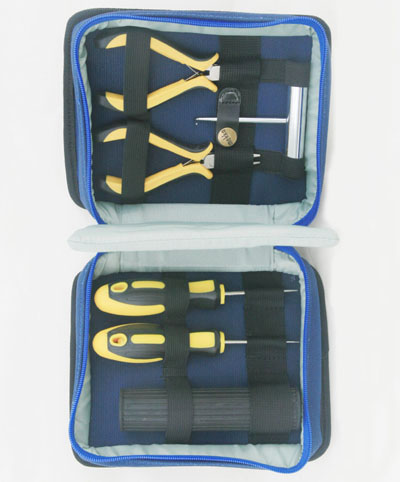 Egnas Badminton & Tennis Stringing Kit